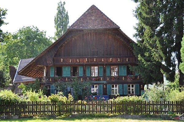 Bauernhaus Hofmatt (Foto Franziska Ryter 2012)