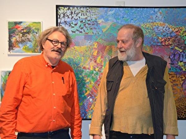 Bild mit Friedrich Heimberg und Laszlo Horvath