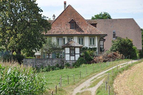 Landsitz Hubelgut (Foto Ranziska Ryter 2012)