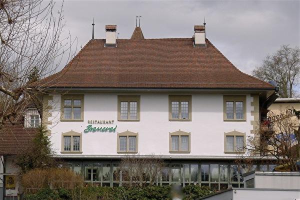 Restaurant Brauerei (Foto Monica Cloetta 2013)