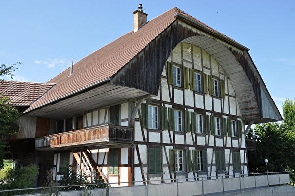 Freizeithaus und Jugendhaus (Foto Franziska Ryter 2012)