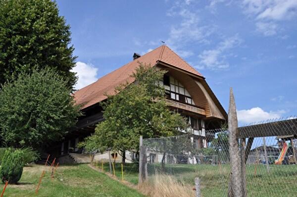 Bauernhaus Längmatt (Foto Franziska Ryter 2012)
