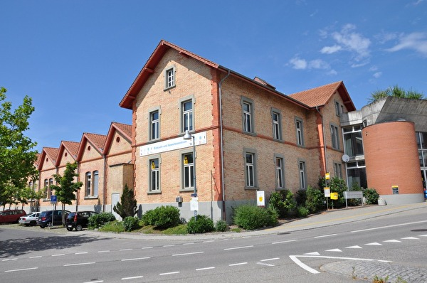 Wäbi, ehemalige Leinenweberei (Foto Franziska Ryter 2012)