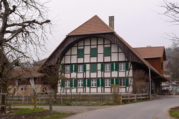 Bauernhaus Vielbringen (Foto Monica Cloetta 2013)