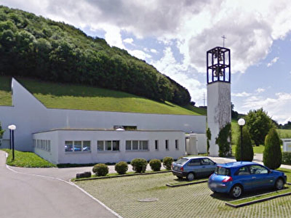 Kirche St. Martin Worb