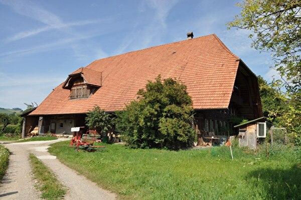 Bauernhaus Lauigasse (Foto Franziska Ryter 2012)