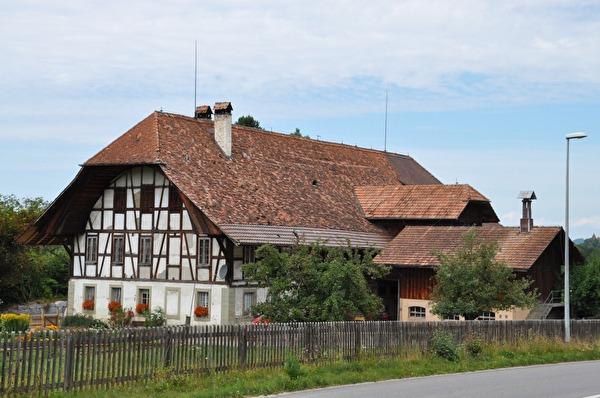 Bauernhaus Richigen (Foto Franziska Ryter 2012)