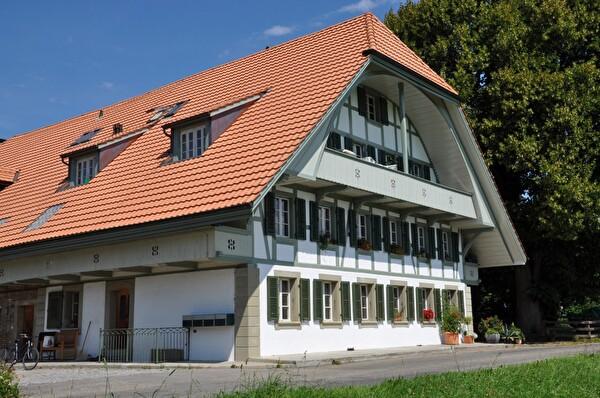 Bauernhaus Bleiche (Foto Franziska Ryter 2012)