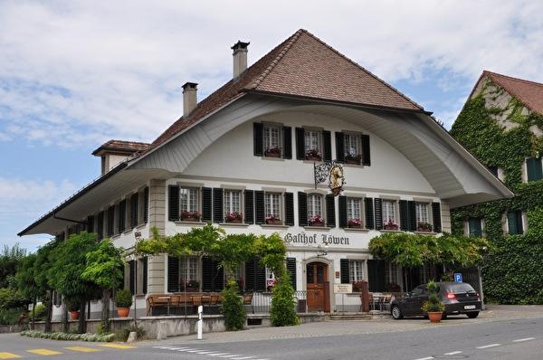 Gasthof Löwen (Foto Franziska Ryter 2012)