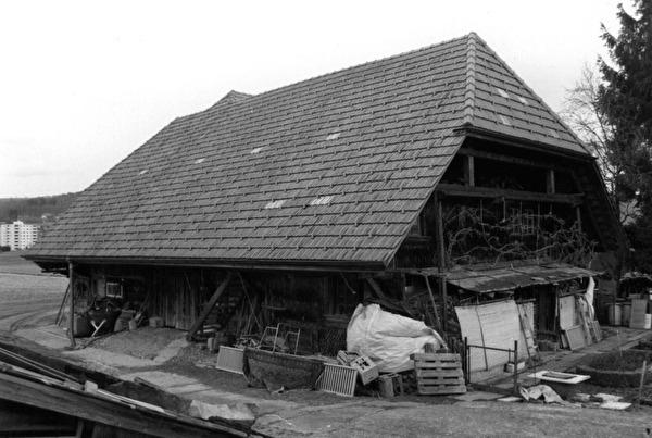 Ehemaliges Taunerhaus (Foto Kant. Denkmalschutz Elisabeth Schneeberger 2002)