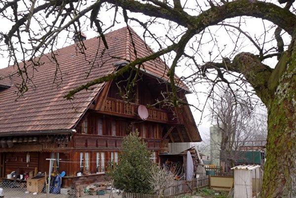 Bauernhaus Rubigenstrasse 51 (Foto Monica Cloetta 2013)