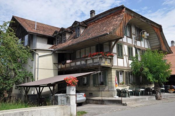 Gasthof Kreuz (Foto Franziska Ryter 2012)