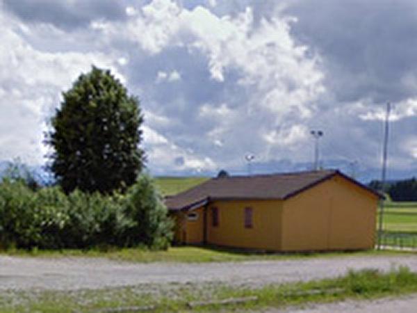 Das Clubhaus Niederhaus