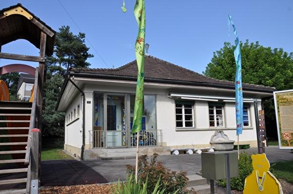 Kindergarten Wydenstrasse (Foto Franziska Ryter 2012)