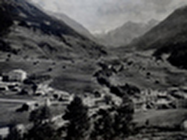 Klosters anno 1800
