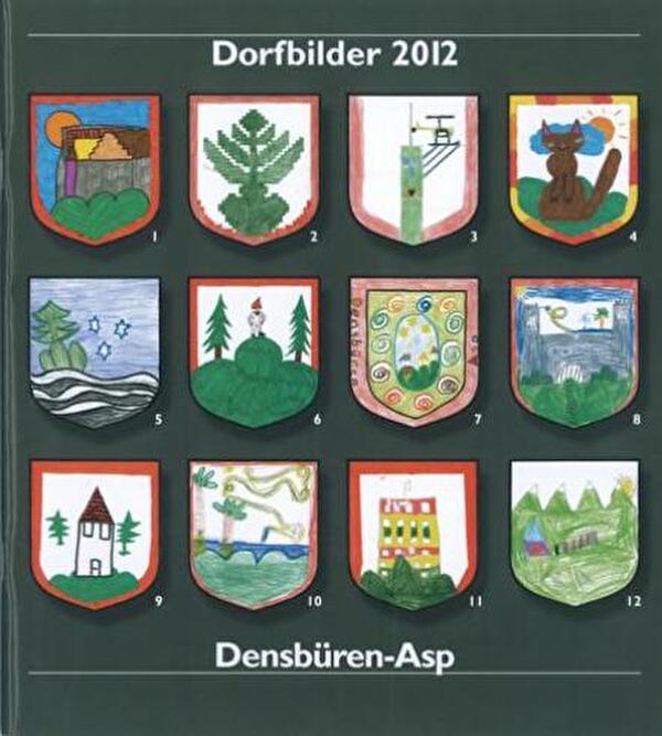 Dorfbild 2012