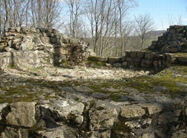 Bild der Ruine Urgiz