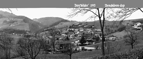 Dorfbild 1993