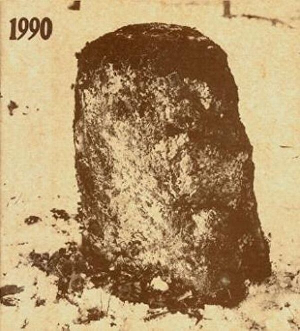 Dorfbild 1990