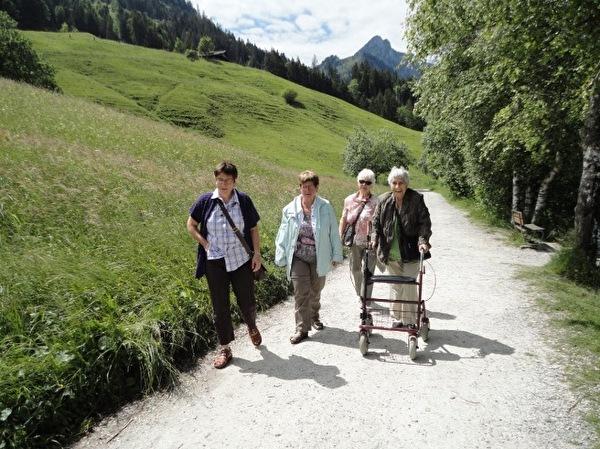 Seniorenreise