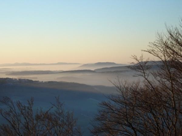 Ausblick vom Herzberg