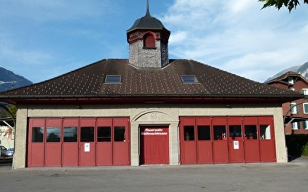 Feuerwehrlokal