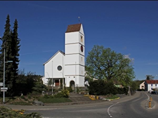 Dorf Obergösgen
