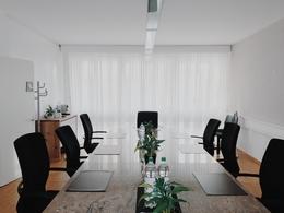 Sitzungszimmer des Gemeinderats