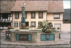 Bild Löwenbrunnen