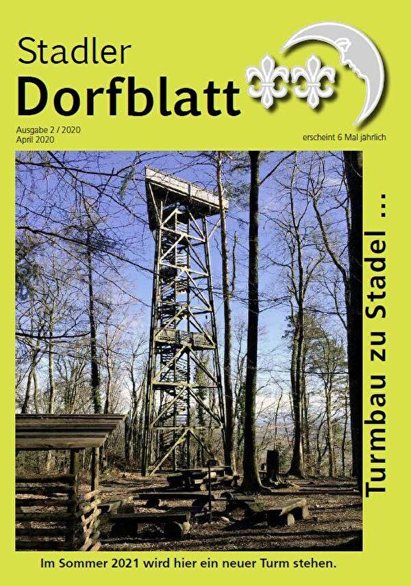 Titelblatt Dorfblatt
