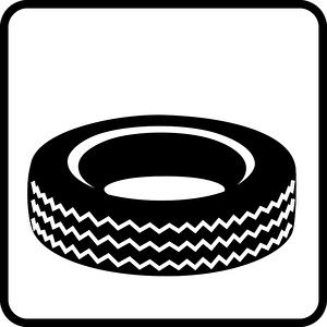 Piktogramm Autopneus