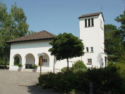 Kirche Glattfelden