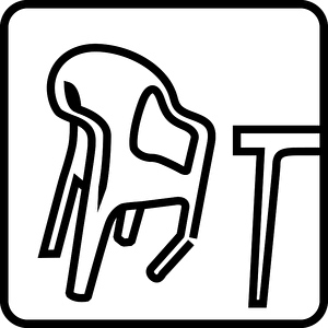 Piktogramm Sperrgut
