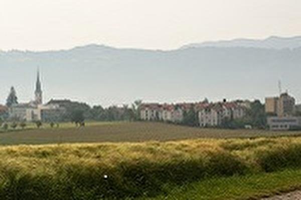 Landschaft Cham
