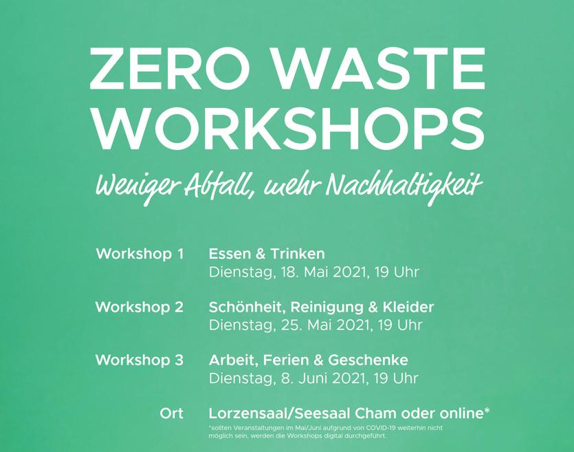 Zero Waste Plakat