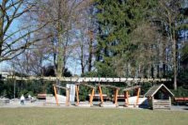Spielplatz Villettepark