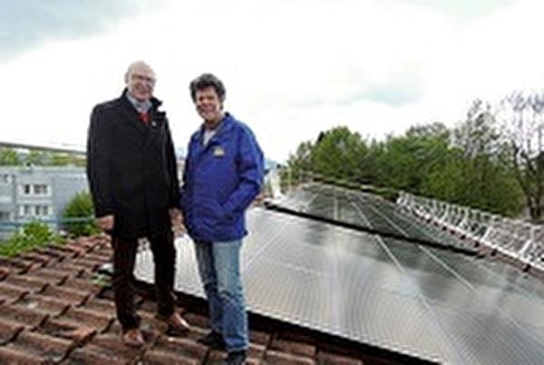 Solaranlage Städtli1