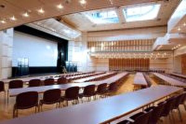 Lorzensaal als Seminarort