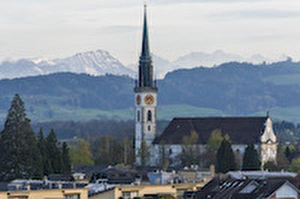 Kirche St. Jakob Cham
