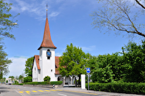 Reformierte Kirche Cham
