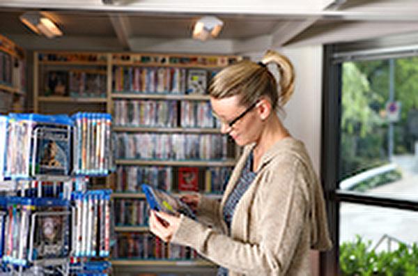 Gemeindebibliothek Cham