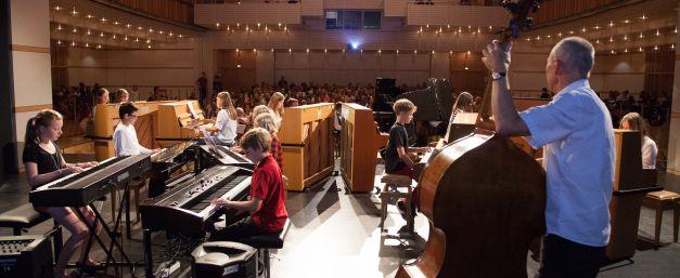 Festival Tasten der Musikschule Cham
