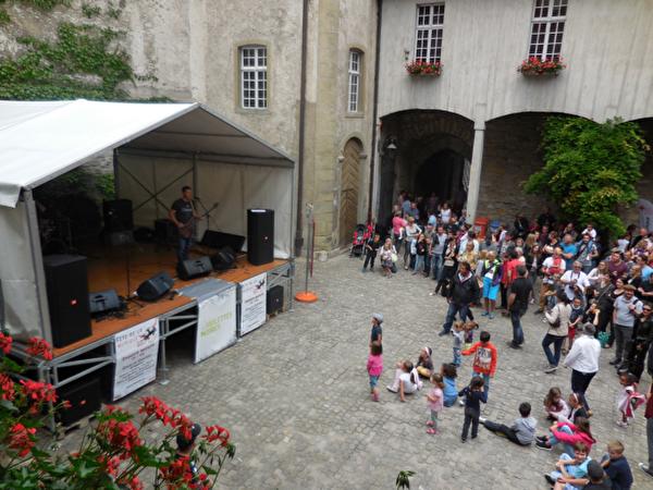 La Fête de la Musique s'étend sur plusieurs scènes au centre-ville