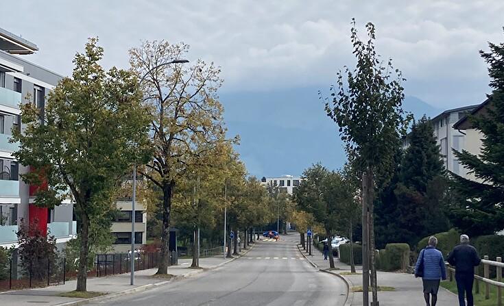 Rue de la Léchère