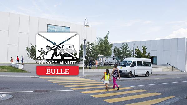 dépose-minute interdiction