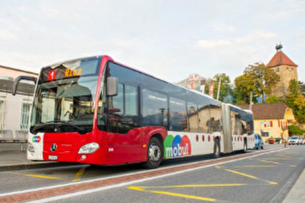 photo d'un bus tpf