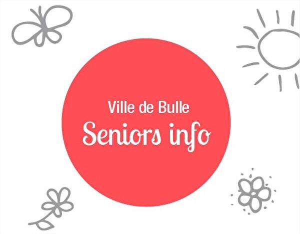 Brochure Seniors info
