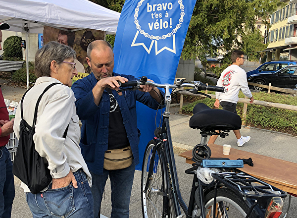 Check up vélo