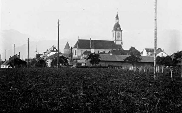 Photo de l'église St-Pierre aux Liens