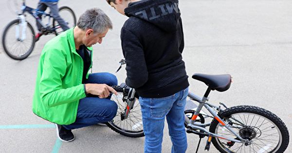 check-up vélo